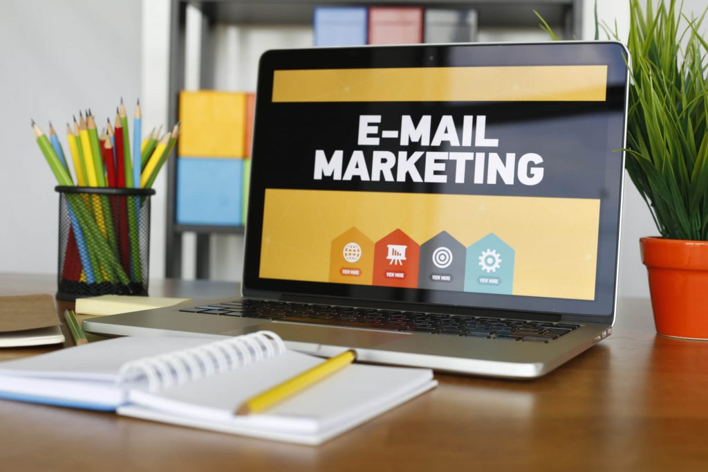 The benefits of email marketing for a company